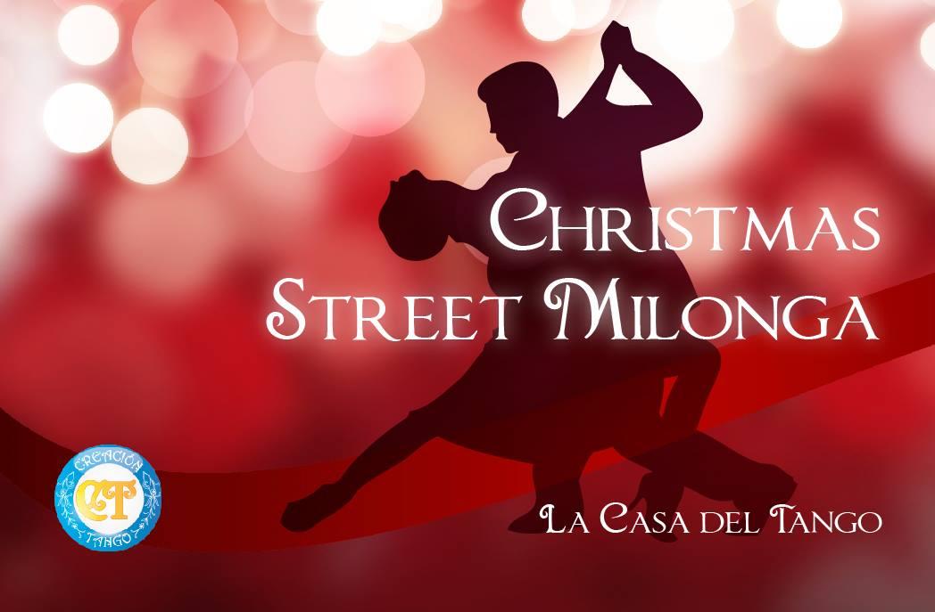 CHRISTMAS STREET MILONGA