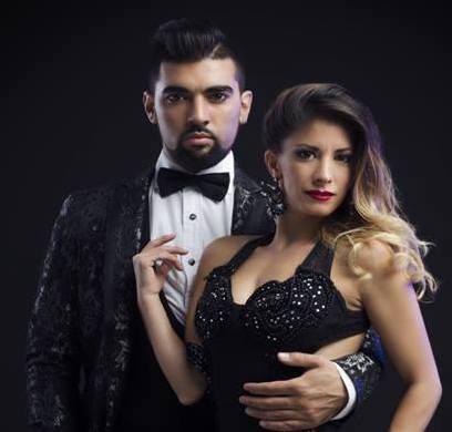 Fernando Carrasco e Carolina Gianinni 13-14-15 Aprile