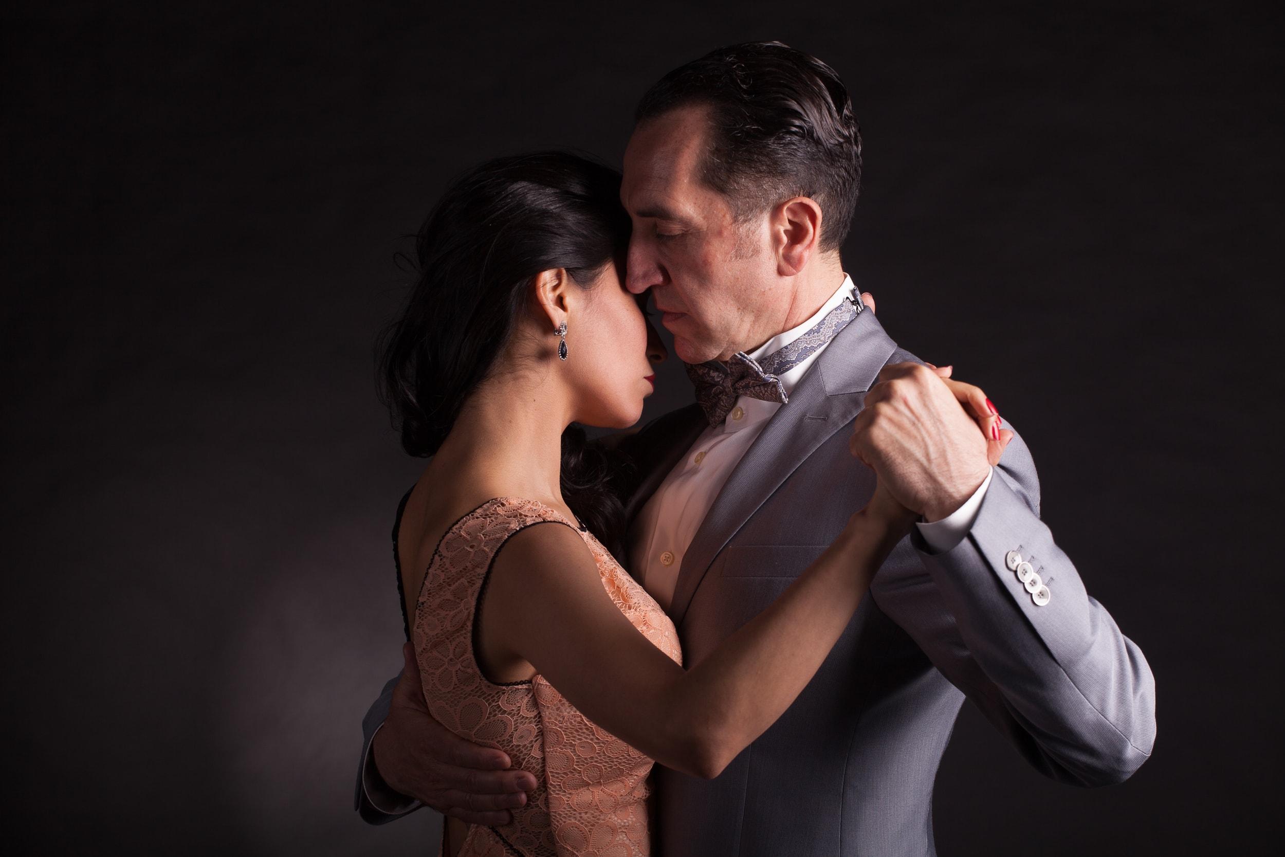 Lezione di Tango in Omaggio da Creacion Tango Torino!
