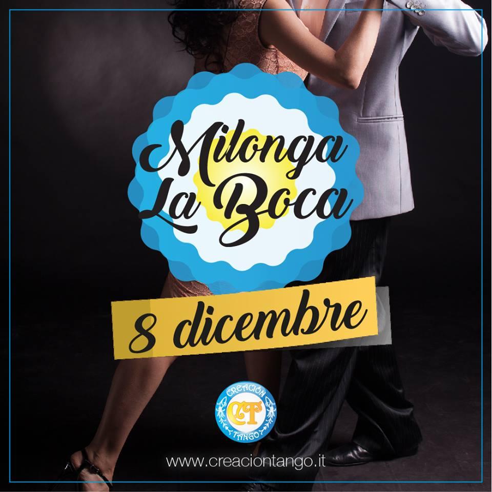 La Boca 8 Dicembre 2018