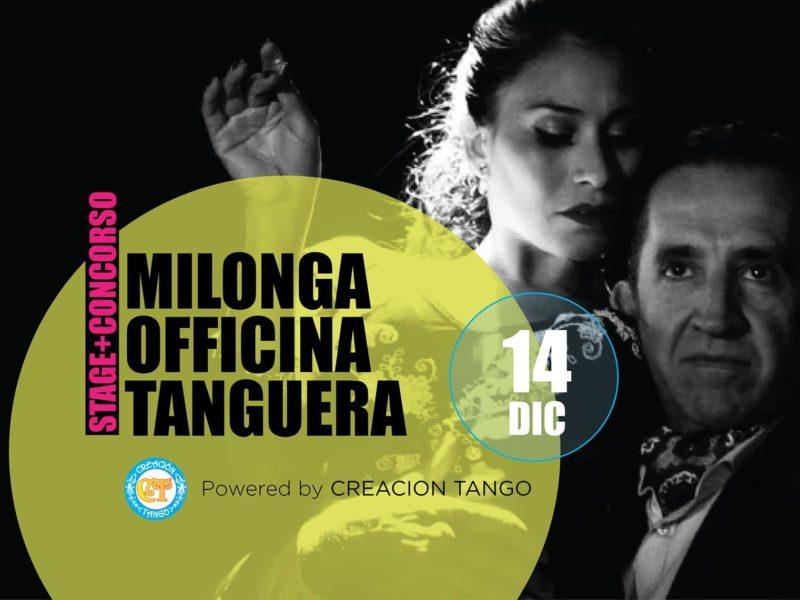 Milonga Officina Tanguera
