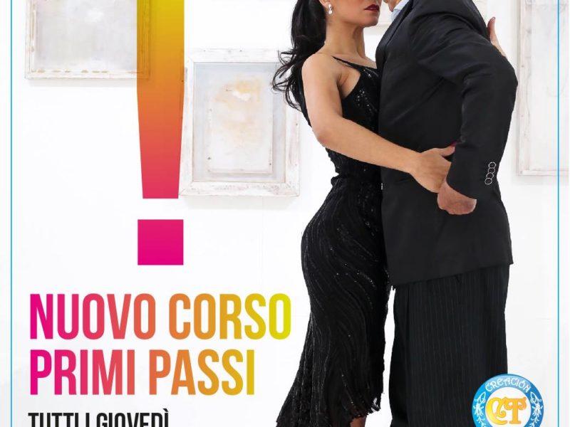 Nuovo Corso Tango Primi Passi!