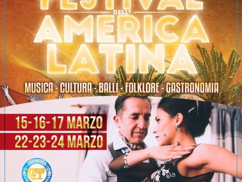 Lingotto Fiere: Festival dell'America Latina