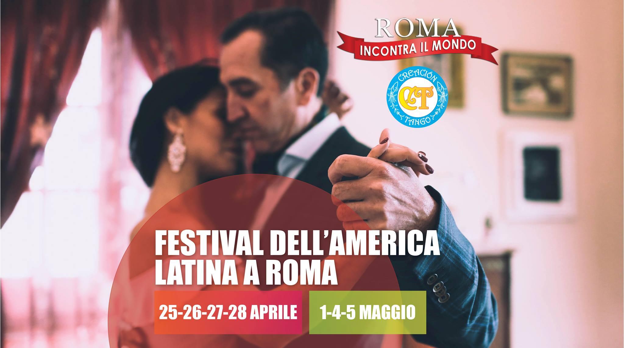 Festival dell'America Latina ROMA