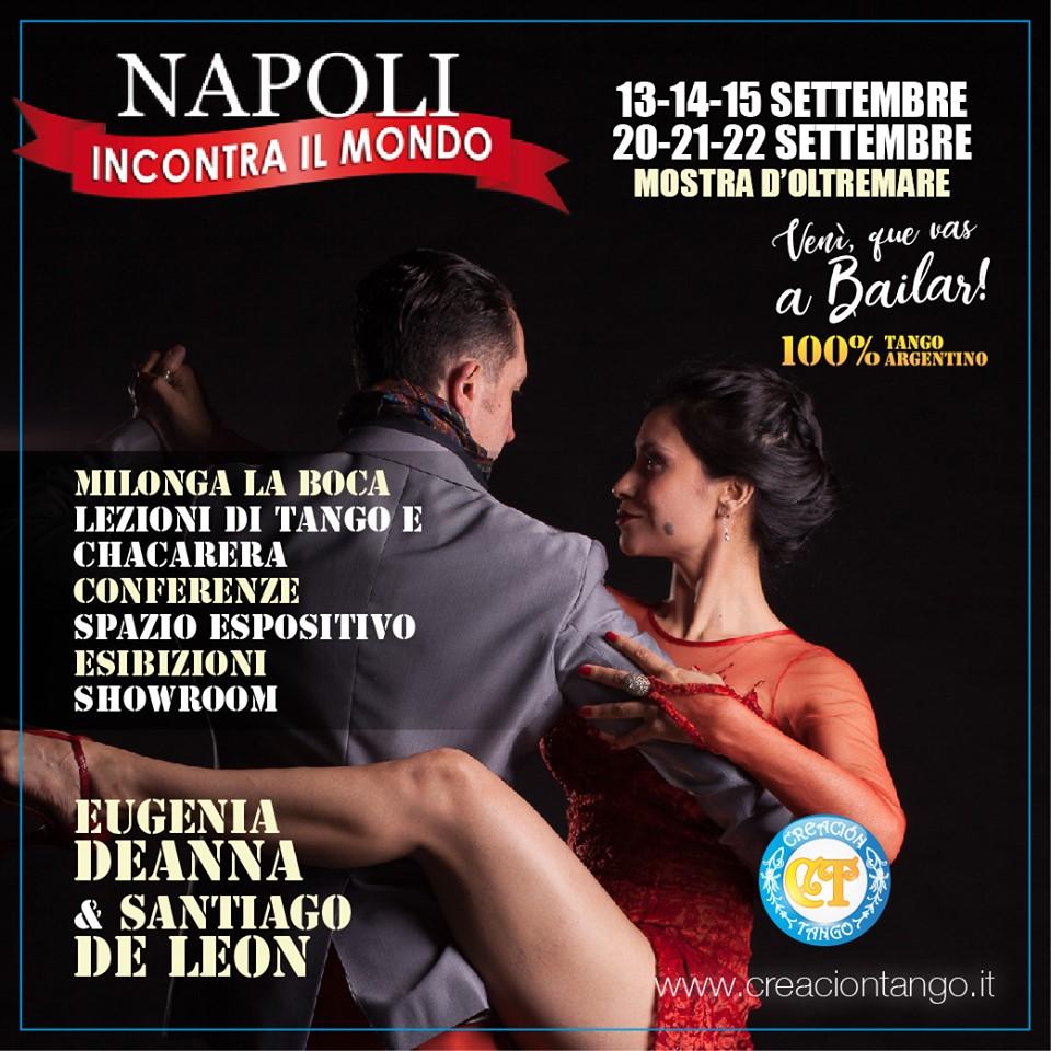 Napoli Incontra il Mondo