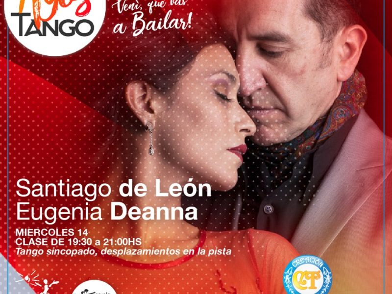 I Maestri Creacion Tango al Festival Agos Tango