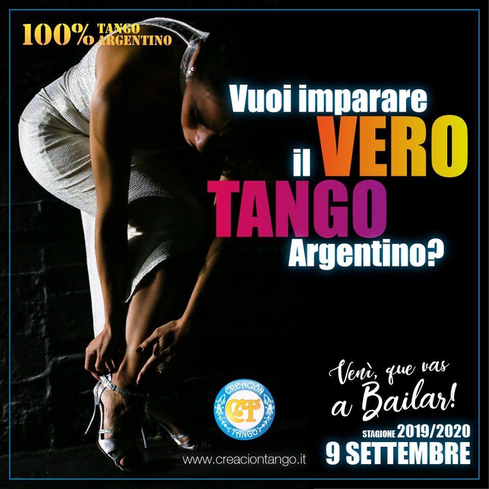 Tango Argentino a Torino