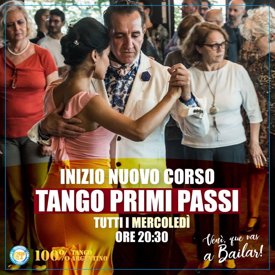 Inizia il Nuovo Corso di Tango Primi Passi