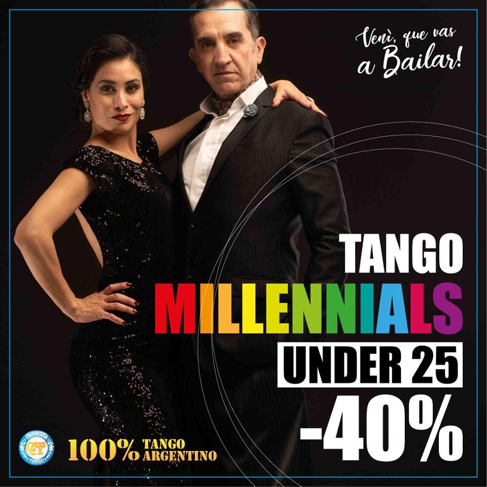 Tango Millennials Creacion Tango Torino