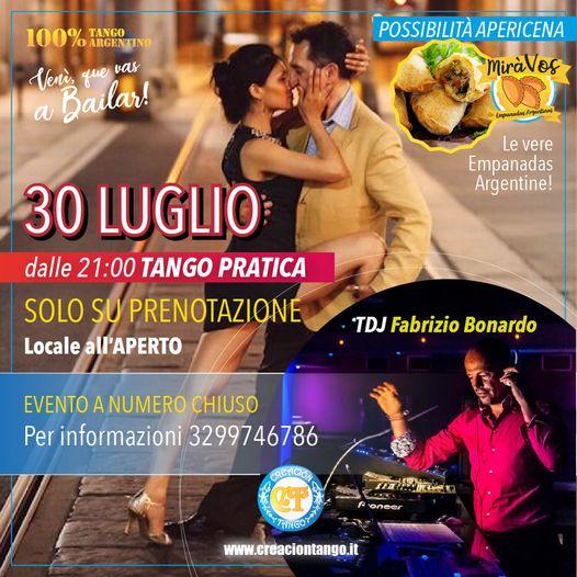 Tango Torino: Venerdì 30 Luglio ore 21:00