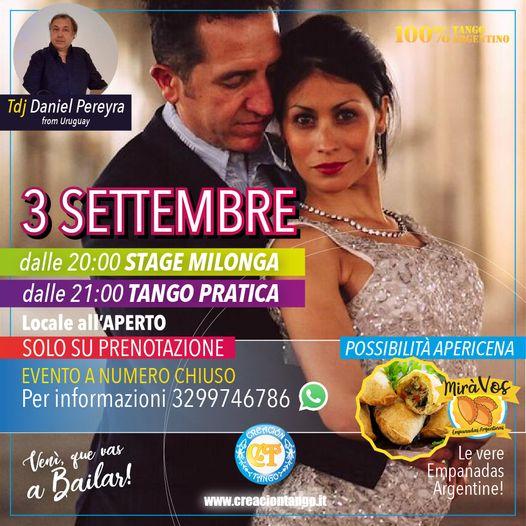 Nuovo appuntamento con il vero Tango Argentino a Torino